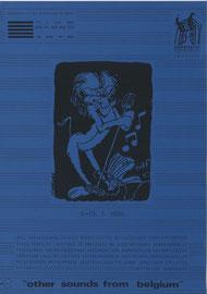 Other Sounds from Belgium, Guy Schraenen Catalogue