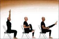 Yoga Assis, yoga pour les seniors avec priti bhati à Tours