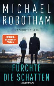 Fürchte die Schatten Cyrus Haven 2 - Psychothriller von Michael Robotham