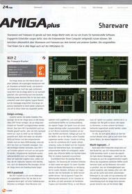 Hilt II in der AmigaPlus 11_2002