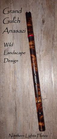 Grand Gulch Anasazi Flute - Wild Landscape Design