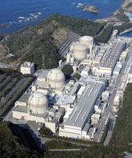 大飯原子力発電所