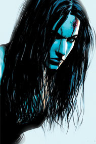 Cover art from LAZARUS #1, by Michael Lark.