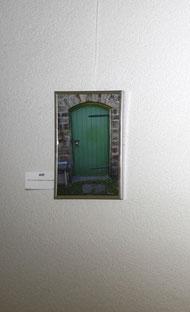 """5 Meine Fotografie """"alte Tür""""/My photo """"Alte Tür"""""""