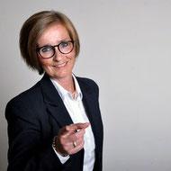 Sabine Nuffer, Social Media Managerin