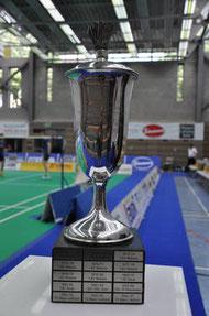 Hans-Riegel-Wanderpokal der Mannschaftsmeister