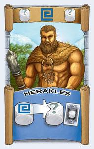 """Herakles (""""Das Orakel von Delphi"""")"""