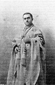 Excmo. Y Rvmo. Sr. D. Remigio Gandásegui (Arzobispo de Valladolid 1920 - 1937)