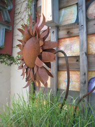 Iron Sunflower, Farmer's Daughter Motel, Los Angeles, CA