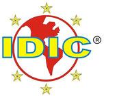 Um auf die Startseite unseres Verbands zu gelangen auf das IDIC Logo drücken !
