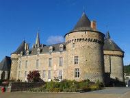 Château de Sillé le Guillaume ©JamesWevill