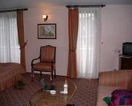 ホテルアクロポール翌日からの部屋