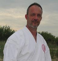 Portrait des Schriftwarts des Shotokan Karate Stade e. V.: Sven Zeifang