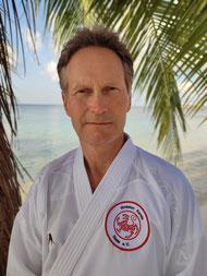 Portrait des 1. Vorsitzenden des Shotokan Karate Stade e. V.: Carsten Zeifang