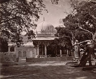 The old veiw of  Dargah Khawaja Moinudin Chishty (RA)