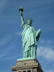 Statua della libertà NY