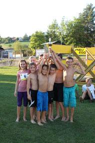 """2015 als erste Junior Mannschaft dabei """"Die Kurzen Bözer"""". 2016 gibt es nun erstmalig eine offizielle Kategorie Junior (U16)"""