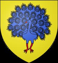 Stadtwappen von Paray-le-Monial