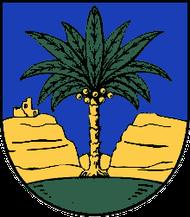 Stadtwappen von Bad Berka