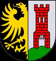 Stadtwappen der Stadt Kempten