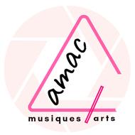 LOGO de l'Association des Musiques et des Arts de Cénac (A.M.AC. / AMAC)