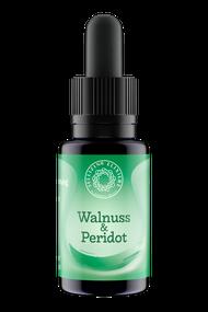 Walnuss Peridot