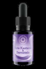 Rote Kastanie Bernstein