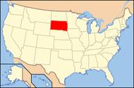 アメリカ・サウスダコタ州
