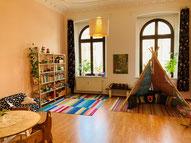 WIESENKNOPF® private Kinderbetreuung für Kinder ab 0 Jahren in Leipzig