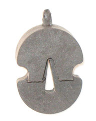 sourdine tourte forme violon