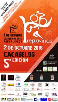 V TREPAVIÑAS - Cacabelos, 02-10-2016