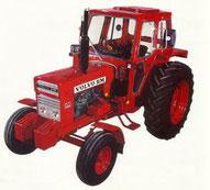 Volvo BM Tractor
