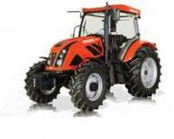 Ursus 4WD Tractor