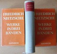 Nietzsche Editionsgeschichte und Entstehungsgeschichte