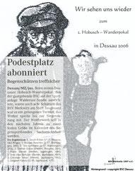 Artikel - 1. Dessauer Hobusch Wanderpokal