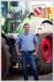 Schafmeister Agrar Lohnunternehmen Agrardienstleister Tobias Schafmeister