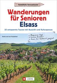 Wanderungen Senioren Elsass