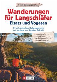 Wanderungen für Langschläfer Elsass und Vogesen
