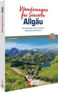 Wanderungen für Senioren im Allgäu