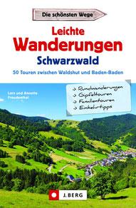 Leichte Wanderungen im Schwarzwald