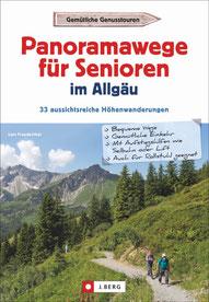 Panoramawege für Senioren im Allgäu