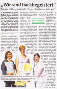 Quelle - Südfinder - Artikel vom 11.05.2016 - Autor: Nicole Möllenbrock