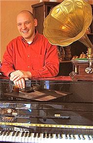 Ralph Nickles Gesangsunterricht Stimme