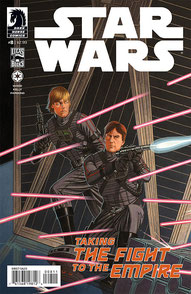 Star Wars #8: From the Ruins of Alderaan, Part 2