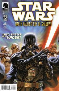 Darth Vader and the Cry of Shadows #2