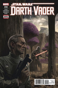 Darth Vader #18: Bad Ground