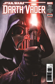 Darth Vader #12: The Rule of Five, Part 2