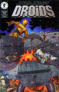 Star Wars Droids: The Kalarba Adventures #6