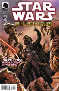 Darth Vader and the Cry of Shadows #1