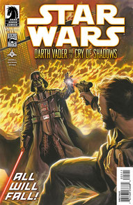 Darth Vader and the Cry of Shadows #5